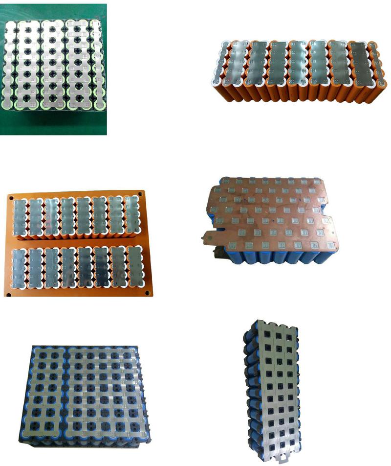 18650锂电chidian焊机dian焊成品图片