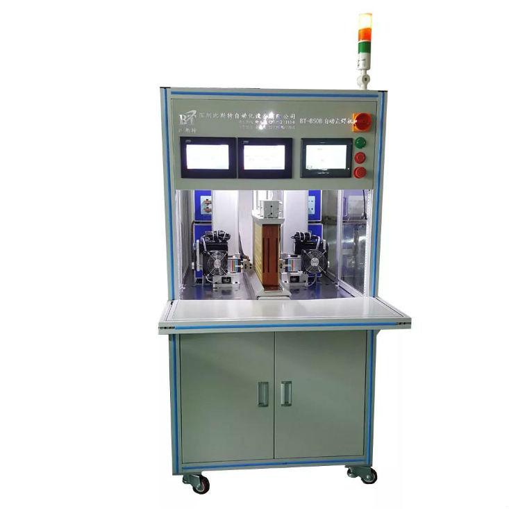 BT850 18650锂离子电池高速通发娱le下载点焊机